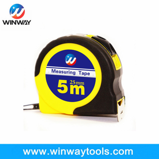 Rubber Injection Case Measuring Tape