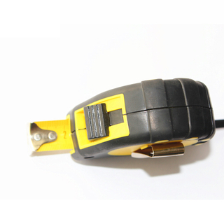 3m / 5m / 7.5m / 10m rubber covered high quality tape measure |measuring tape