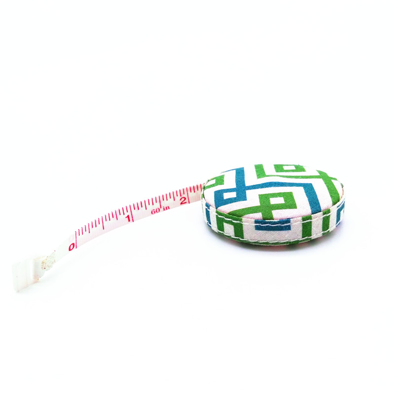 200cm/79 Inch Vinyl Tape Measure with Self-winding Button